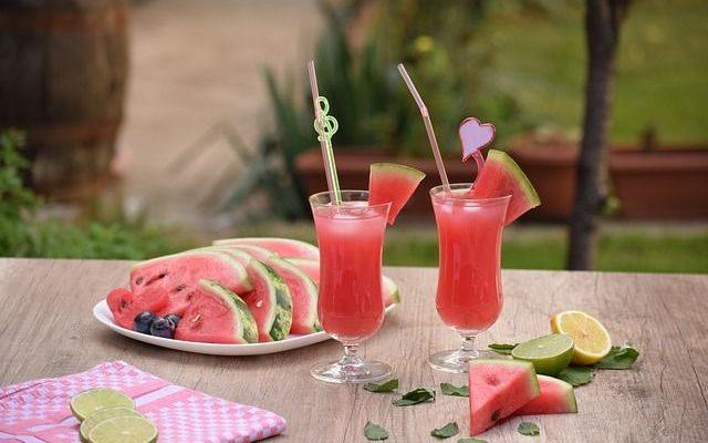 benefits of juicing watermelon